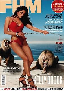 Revista FHM [Octubre 2010]